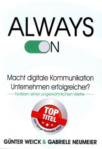 Always-On, das Buch zur Digitalen Arbeitswelt